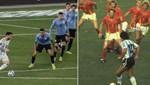 Messi, Maradona'nın ikon fotoğrafını yeniden canlandırdı!