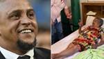 Roberto Carlos'un 100 yaşındaki babaannesi corona virüsü yendi