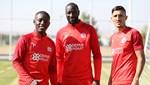 Sivasspor'dan Avrupa Ligi hazırlıkları