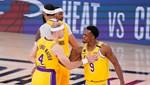 Lakers, NBA finallerine bir adım daha yaklaştı