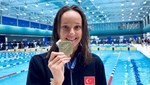 Viktoria Zeynep Güneş'ten altın madalya