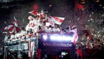 River Plate'in Monumental'da unutulmaz kutlaması