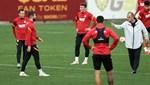 Galatasaray derbiye odaklandı