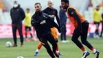 Galatasaray'da değişiklik yok