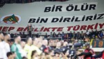 """""""Bir ölür bin diriliriz, hep birlikte Türkiyeyiz"""""""