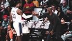 LeBron'dan Kobe'ye: ... her seferinde ağlamaya başlıyorum