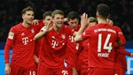 Bayern Münih ikinci yarıda gol olup yağdı