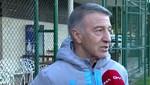 Ahmet Ağaoğlu'dan transfer açıklaması