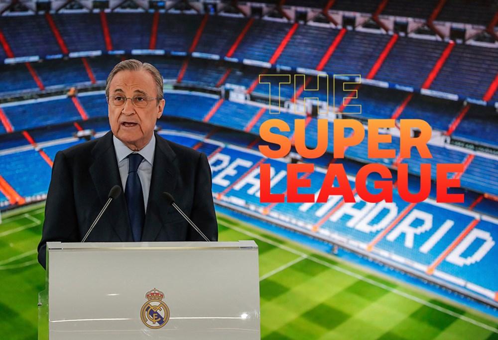 Avrupa Süper Ligi askıya alındı! Florentino Perez'den tepki çeken Türkiye açıklaması  - 1. Foto
