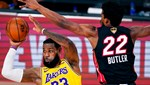 Los Angeles Lakers - Miami Heat serisinde tarihi reyting