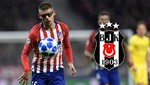 Beşiktaş: Francisco Montero'yla 1 yıllık anlaşma