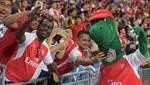 Arsenal, maskotuna veda ediyor