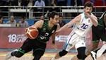 Meksa Yatırım Afyon Belediyespor 81-83 Darüşşafaka Tekfen | Maç sonucu