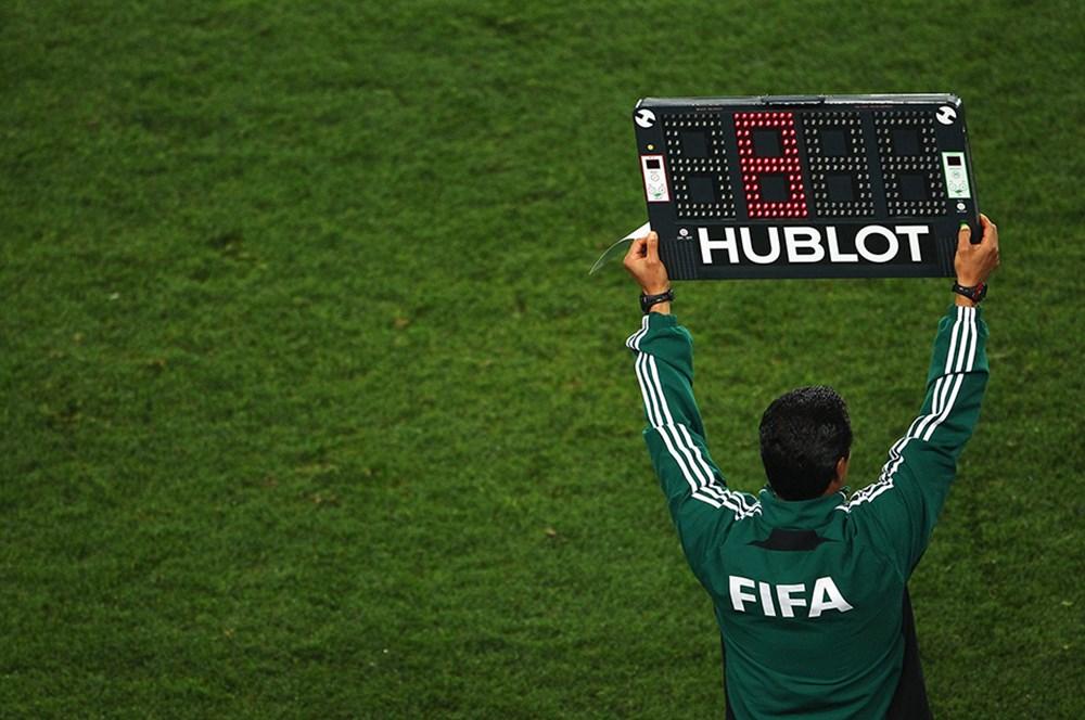 FIFA futbolda 5 tarihi değişikliğe hazırlanıyor  - 6. Foto