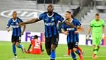 Lukaku'nun tarihi gecesinde Inter yarı finalde