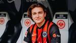 Ali Akman resmen Eintracht Frankfurt'ta