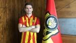 Yeni Malatyaspor'a İzlandalı golcü