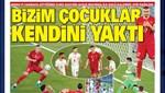 Sporun Manşetleri (12 Haziran 2021)