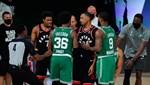 Toronto Raptors - Boston Celtics serisi yedinci maça uzadı