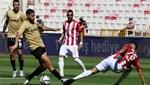 Demir Grup Sivasspor 1-1 Gaziantep FK (Maç Sonucu)