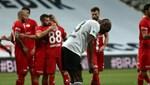 Beşiktaş 4 maç sonra yenildi