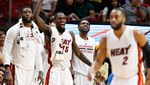 Miami Heat alev aldı!