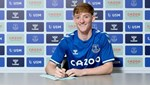 Everton'dan Anthony Gordon'a 5 yıllık sözleşme