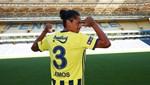 Mauricio Lemos resmen Fenerbahçe'de