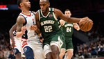 Middleton coştu Milwaukee durmadı