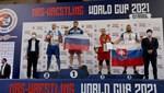 İstanbul'da Mas Güreş Şampiyonası heyecanı