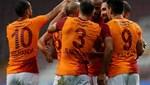 Galatasaray'ın Neftçi kadrosu açıklandı