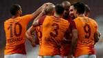 Galatasaray'ın UEFA Avrupa Ligi kadrosu açıklandı