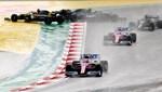 Formula 1 Türkiye Grand Prix'sinde heyecan dolu start