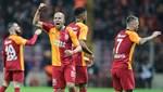 Galatasaray ikinci yarılarda açılıyor