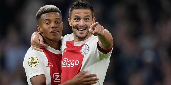 Ajax çıldırdı! Tam 9 gol... Beşiktaş'a mesaj gönderdi - NTV Spor