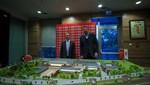 Bakan Kasapoğlu ve TBF Başkanı Türkoğlu'nun, Basketbol Gelişim Merkezi Projesi toplantısı