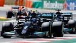 Portekiz'de zafer Lewis Hamilton'ın
