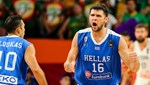 Yunanistan ekolü çeyrek finale taşıdı