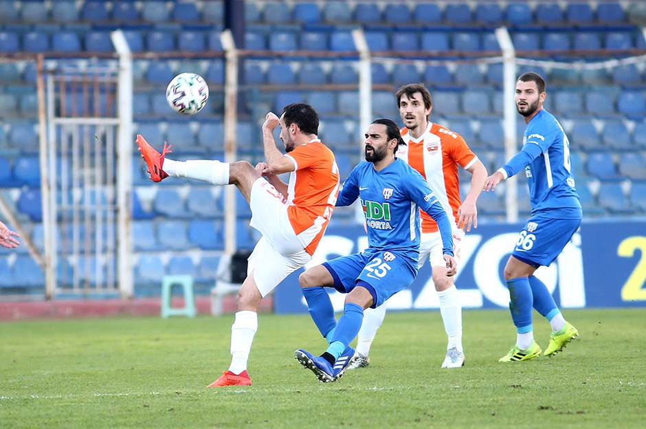 Adanaspor 1-2 Bandırmaspor (Maç Sonucu) | NTVSpor.net