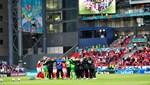 Danimarka - Finlandiya maçı devam etti