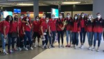 Balkan şampiyonu THY Kadın Voleybol Takımı yurda döndü