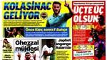 Sporun Manşetleri (5 Ağustos 2021)