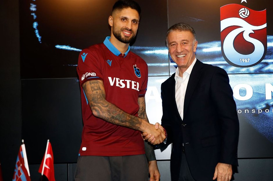 Manuel Da Costa, Trabzonspor'da | NTVSpor.net