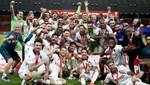 Trabzonspor'un 9. Türkiye Kupası zaferi