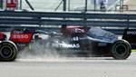 Formula 1'de kaza: Verstappen yarış dışı kaldı