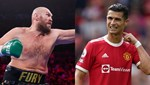 "Tyson Fury'den Ronaldo'ya: ""Manchester'da yaşasam sorun olurdu"""