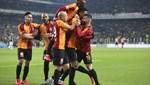 Fenerbahçe: 1 - Galatasaray: 3   Maç sonucu