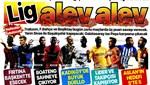 Sporun manşetleri (8 Şubat 2020)