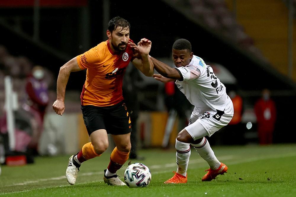 Galatasaray'da 12 futbolcunun sözleşmesi sona eriyor  - 7. Foto