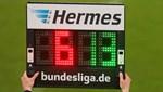 5 değişiklik hakkını ilk kullanan Bundesliga